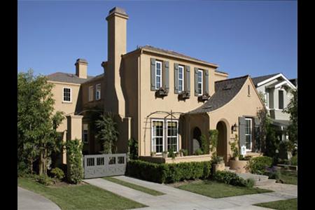 Amerige Heights single family homes