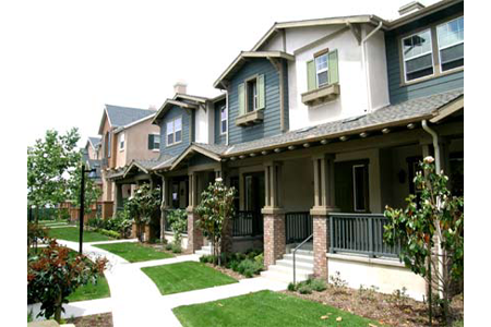 Amerige Heights townhomes