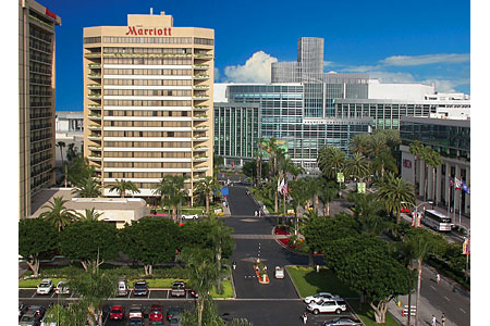 Anaheim downtown