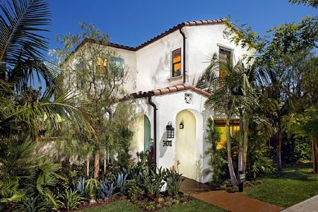 Colony Park Garden House Plan 1