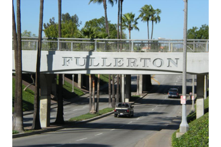 Fullerton sign
