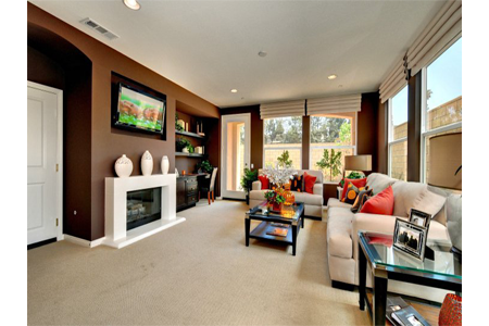Crescent Heights Family Room