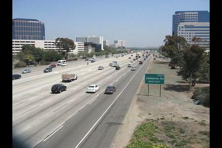 Irvine freeway