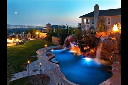 Kerrigan Ranch Terra Buena Backyard