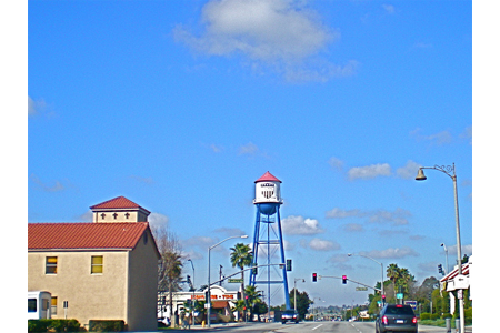 Placentia downtown