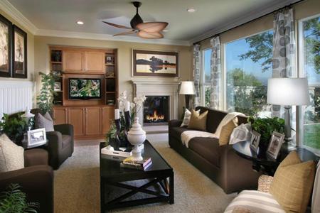 Vista Del Verde Greenbrier Living Room