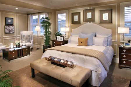 Vista Del Verde Greenbrier Master Bedroom
