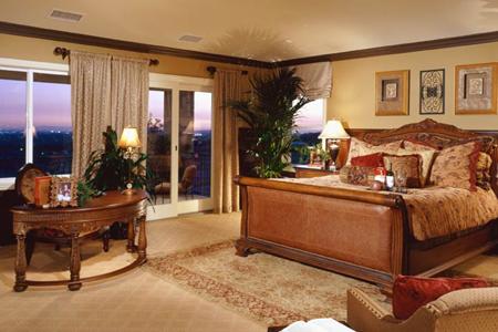 Vista Del Verde The Legends Bedroom