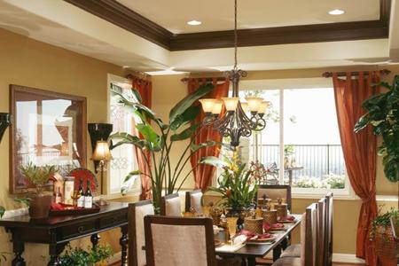 Vista Del Verde The Legends Dining Room