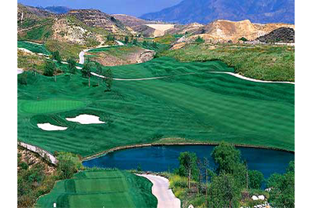 Yorba Linda Golf Course