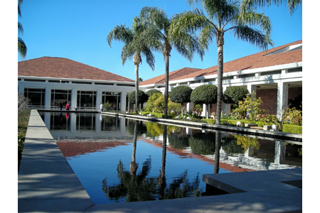 Yorba Linda Nixon Library