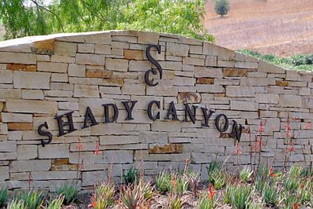 shady canyon golf club sm