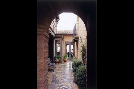 turtle ridge courtyard