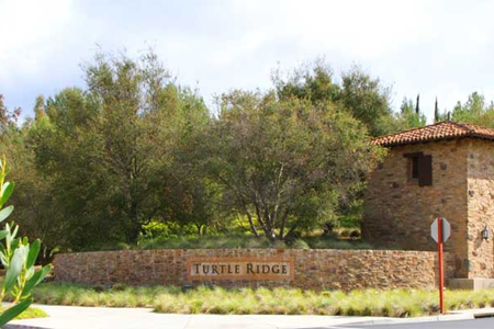 turtle ridge sign