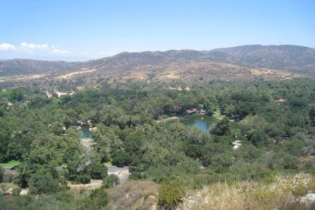 Irvine Regional Park- Orange