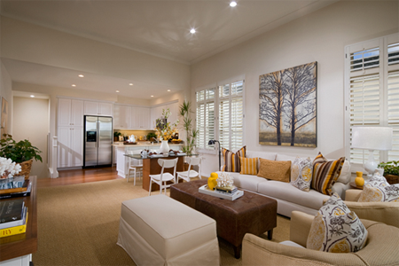 Stonegate SantaRosa Living Kitchen