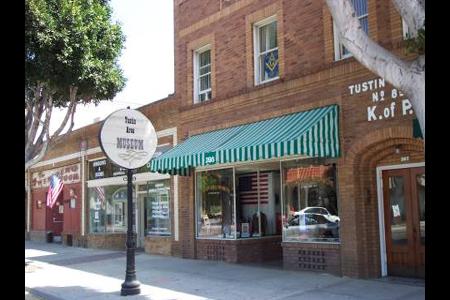 Tustin olde town museum