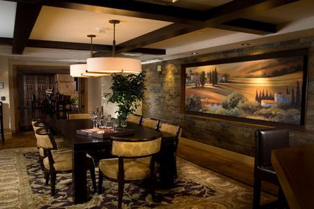 central park west astoria wine room