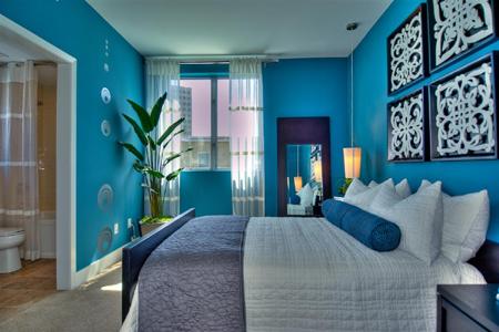 central park west chelsea bedroom