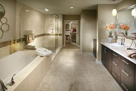 central park west lennox bathroom