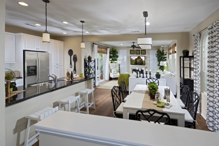 Canopy Lane kitchen