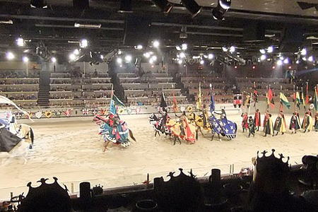 buena park medieval times