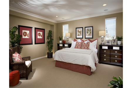 hampton buena park bedroom