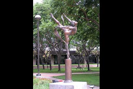cypress flight statue