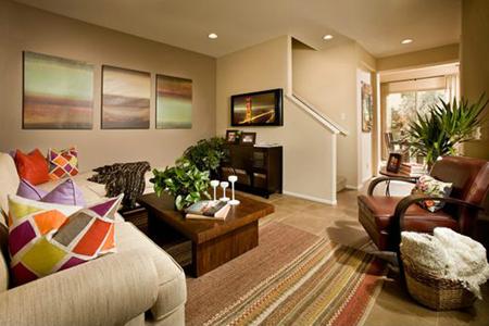 Sycamore walk garden grove living- room