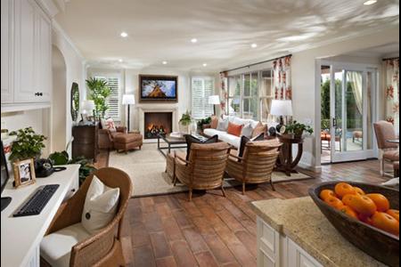 Woodbury San Marino living-room