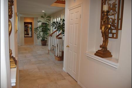 Parkhurst Fullerton hallway