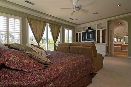 Ridgemont Estates bedroom