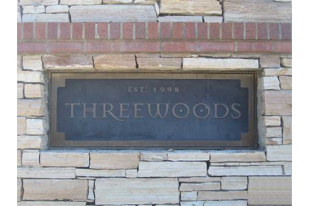 Threewoods Fullerton Sign