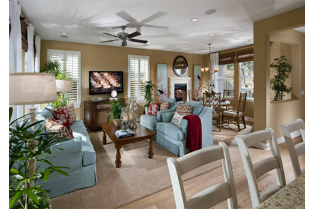 Blackstone Amber Family Room