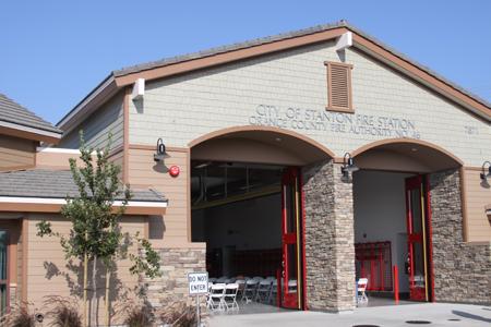 Stanton fire station