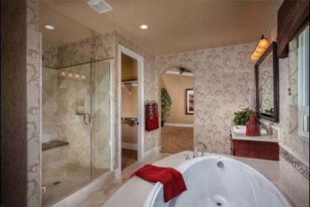 Harmony bathroom