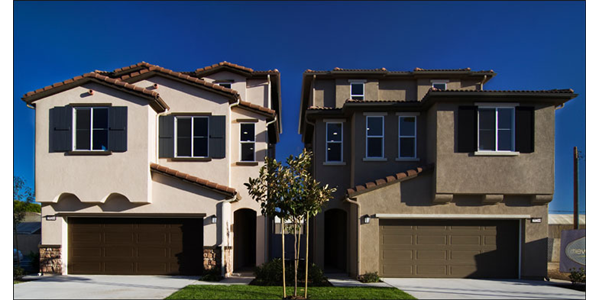 Waterpointe homes collection newport palisades exteriors