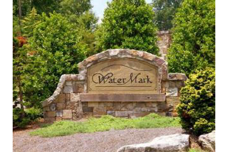 Crystal Cove Watermark sign