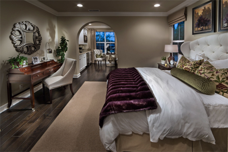 Woodbury-La-Cresta Plan 3 bedroom room