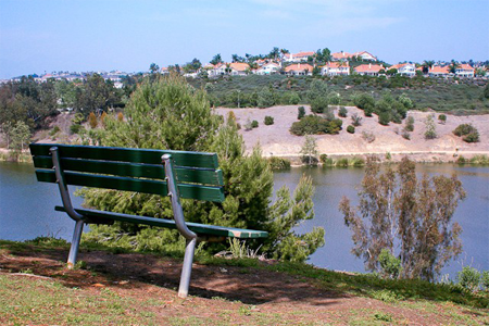 Laguna niguel lake view