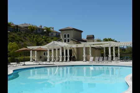 San Joaquin hills pool