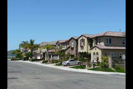 San Joaquin hills street