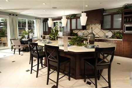 Walden estates kitchen