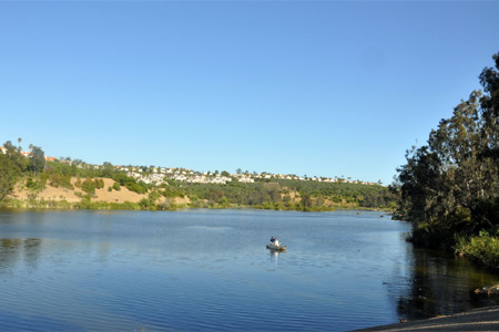 laguna niguel view from lake