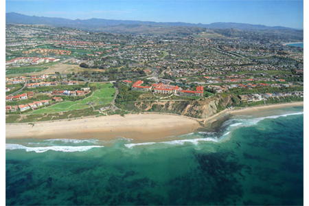 laguna niguel view from ocean
