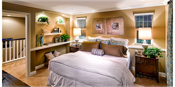 Newport Palisades Collection bedroom