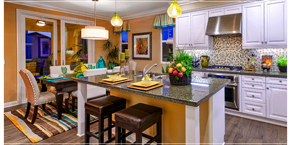 Newport Palisades Collection kitchen