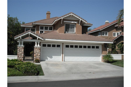 Foothill ranch exterior