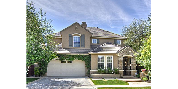 Ladera Ranch Avendale Village Canopy Lane