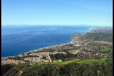 Laguna Beach Aerial